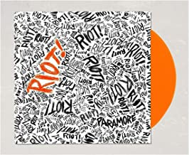 Paramore - Riot! Exclusive Limited Edition Orange Vinyl LP