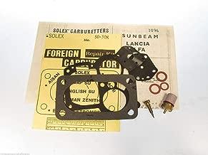 Kit de reparación de carburador EPC Sunbeam Alpine Rapier V y Alfa Romeo Giulia Royze SO-30K