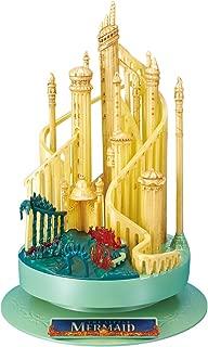 Disney Japan Official Licensed Castle Craft Collection Little Mermaid Plastic Model Figure Kit Home Decor Ariel Bandai
