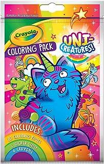 Crayola - Uni-Creatures Coloring Pack