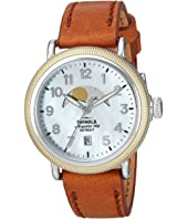 Shinola Detroit - The Runwell Coin Edge Moon Phase 38mm - 20109235