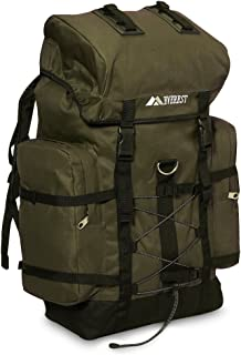 Best everest wheeled backpack with bungee cord Reviews