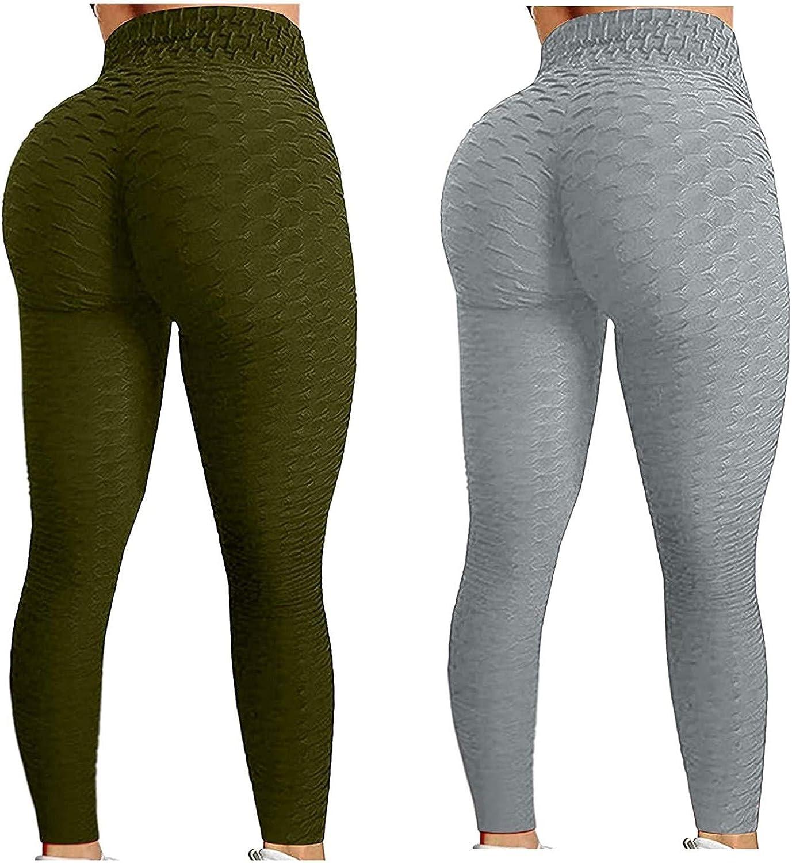 Max 58% OFF Famous TIK Tok Leggings Women Butt Wais Lifting High Max 49% OFF Yoga Pants