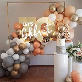 Best coral gray and white wedding Reviews