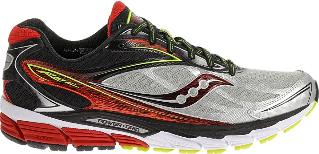 Saucony Ride 8, Chaussures de Running Compétition Homme