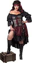 California Costumes Women's Plus-Size Pirate Wench Costume