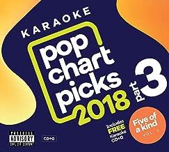 Zoom Karaoke Pop Chart Picks 2018 Part 3 + The Greatest Showman + Five Of A Kind Vol. 2
