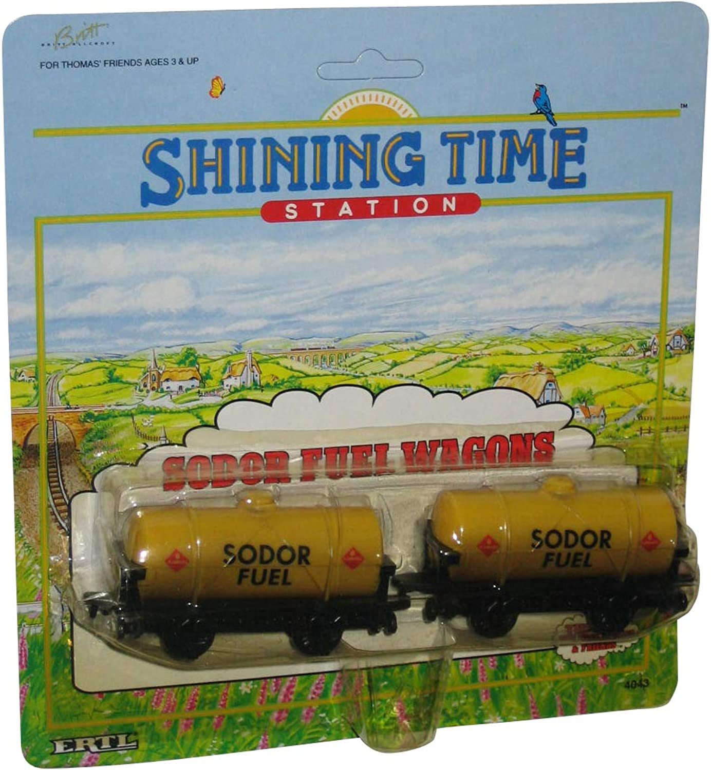 producto de calidad Shining Time Station  Thomas The Tank Engine Engine Engine  SODOR FUEL WAGONS by Ertl  Shining Time Station  a la venta