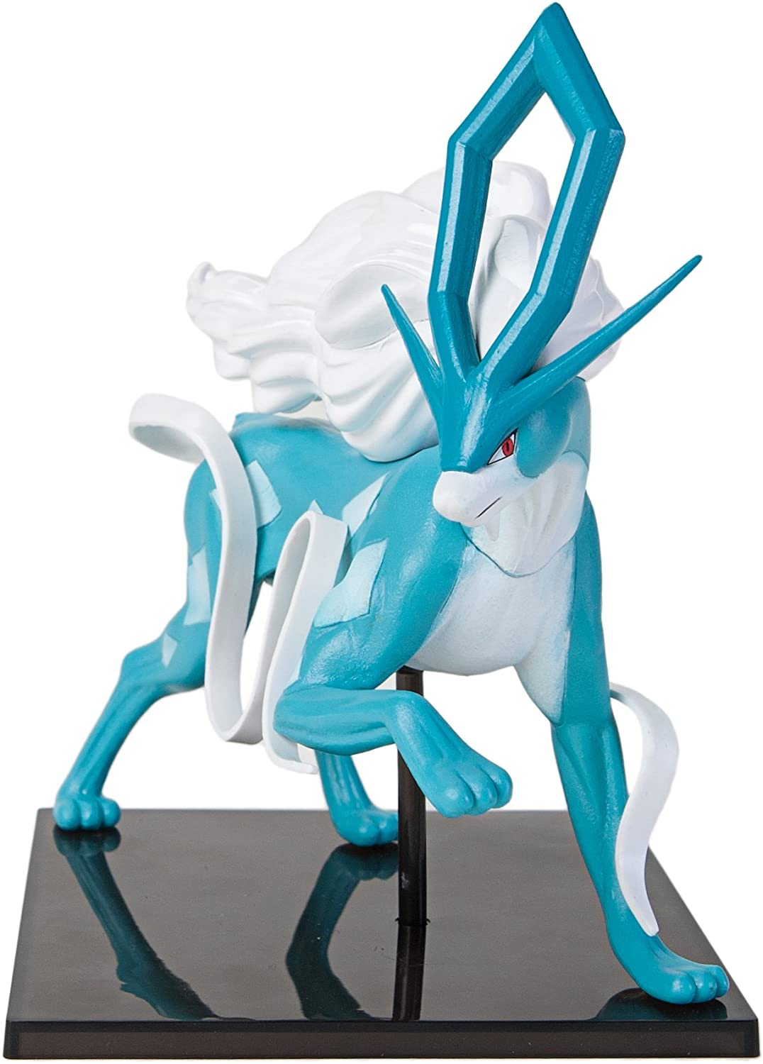 Pokken Tournament Suicune 2P color Ver. DXF PVC Figure