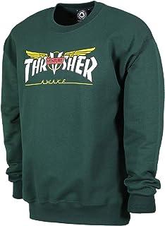 Thrasher x Venture Men's Crewneck Long Sleeve Sweatshirt