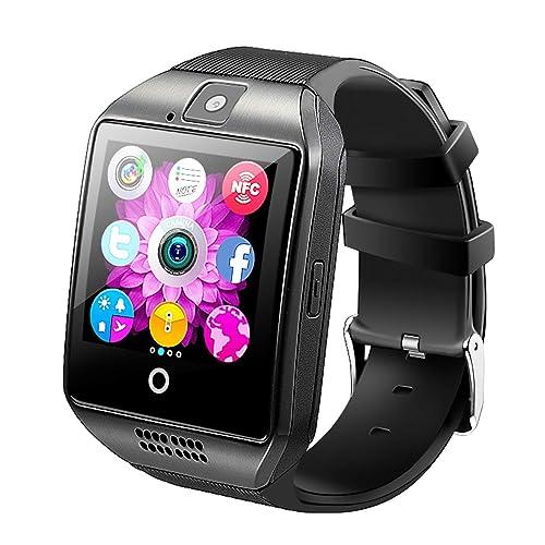 new arrivals 52654 31014 iPhone 7 Plus Smart Watch: Amazon.com