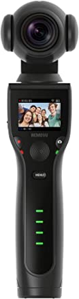 Removu K1 4K UHD Video Camera with Integrated 3-Axis Self Stabilizer
