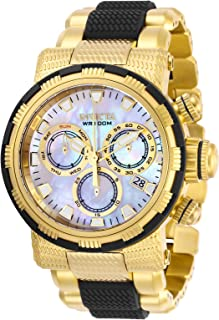 Invicta Men's Specialty Quartz Watch with Stainless Steel Strap, Two Tone, 30 (Model: 28800)
