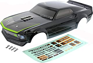 HPI 1/10 RS4 Sport 3 4WD Drift Ford Mustang 1969 RTR-X Body Shell Clips