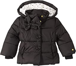 Bow Puffer Coat (Infant)