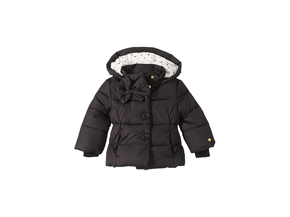 Kate Spade New York Kids - Kate Spade New York Kids Bow Puffer Coat