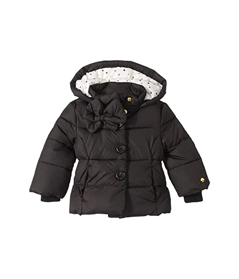 70955f648b65 Kate Spade New York Kids Bow Puffer Coat (Infant) at 6pm