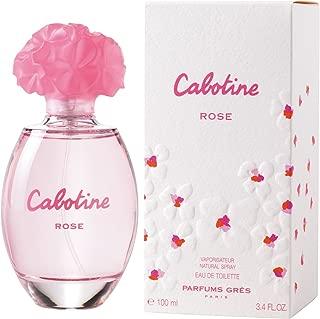 Best cabotine perfume rose Reviews