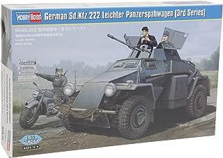 Hobby Boss Sd.Kfz.222 Leichter Panzerspahwagen Military Vehicle