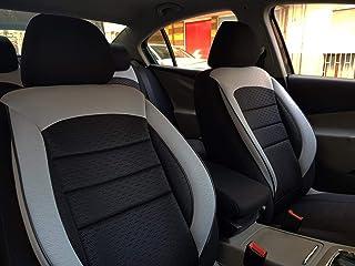 Schwarze Vorne Sitzbezüge für MERCEDES B-KLASSE SCHMIDT XL