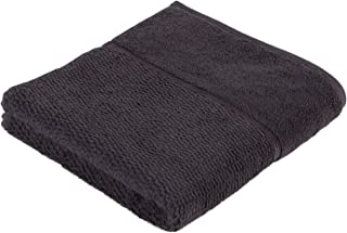 Frottana Pearl Towel, made of 100% cotton, Graphite, 50 x 100 cm