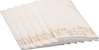 Best linen style paper napkins Reviews