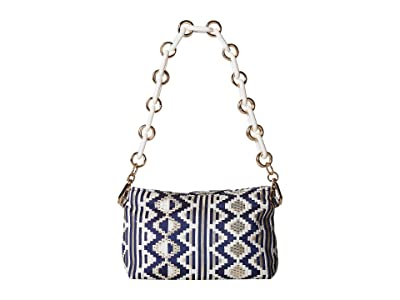 Nina Giada (Navy Multi) Clutch Handbags