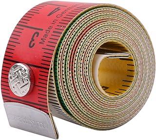 Cinta métrica Yinew para costura o sastre, 150 cm, tejido