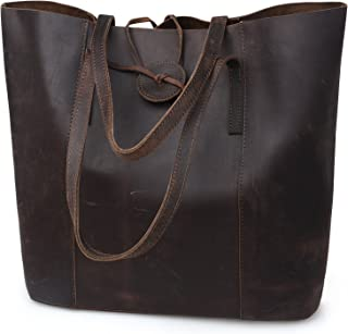 Best navy leather tote Reviews