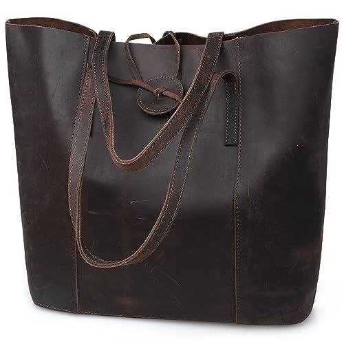 Jack Chris New Vintage Cow Leather Handbag f6a42bc5213de