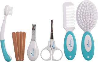 Dreambaby 10PC Essential Grooming Kit - Aqua