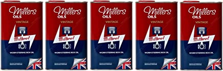 Millers Oils Vintage Worm steering Box Oil  Litres