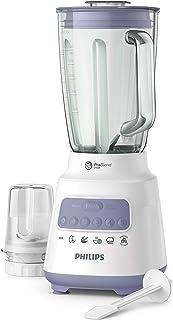 Philips Blender 700 W, 1.5lt glass jar, 5 speeds with crush technology, HR2222/01