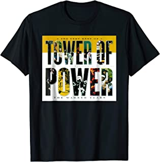 Best tower of power t shirts Reviews