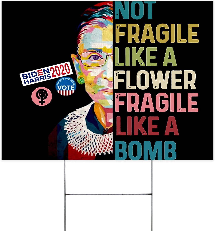 Not Fragile Like A Soldering Bomb Waterproof Garden Flower Minneapolis Mall
