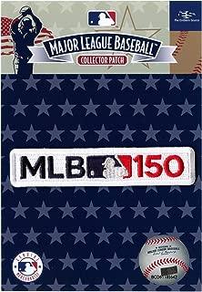 Emblem Source 2019 MLB Major League Baseball 150th Anniversary Collectors Patch