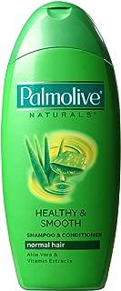 Palmolive Naturals Healthy & Smooth Shampoo Green 180ml