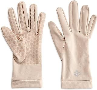 Coolibar UPF 50+ Unisex Sawyer UV Sun Gloves - Sun Protective