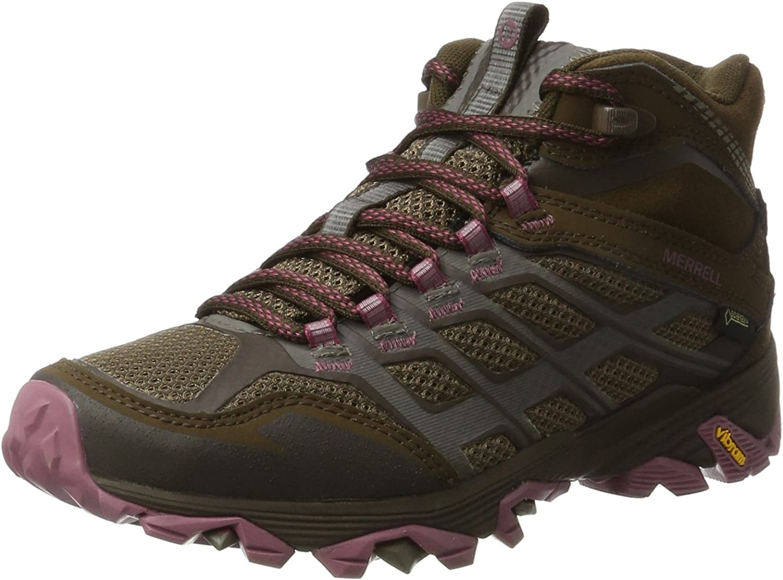 Merrell Moab FST Mid GTX Womens Walking shoes
