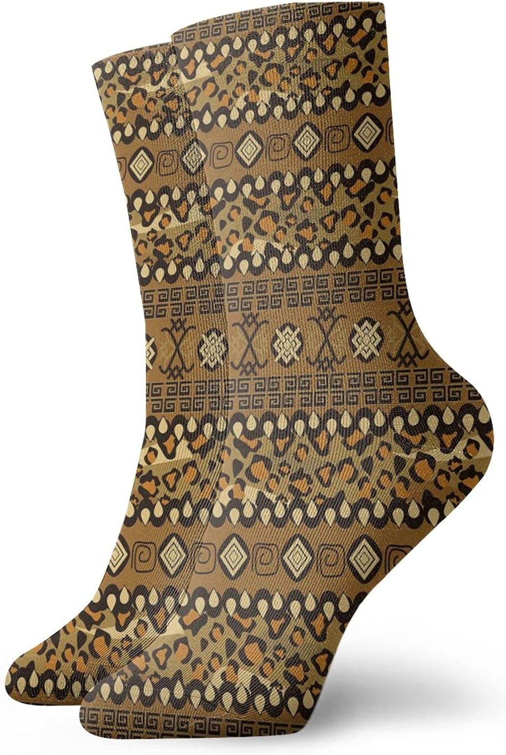 Ankle Compression Sock for Men Max 51% OFF and Tropical Animal Cheap Women Ca Wild