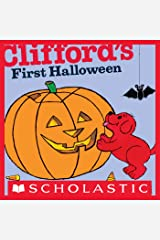 Clifford's First Halloween Kindle Edition