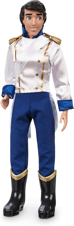 New Disney Store Mini 3.5  (S) Tsum Tsum Prince Eric Plush Doll (Little Mermaid) by Disney