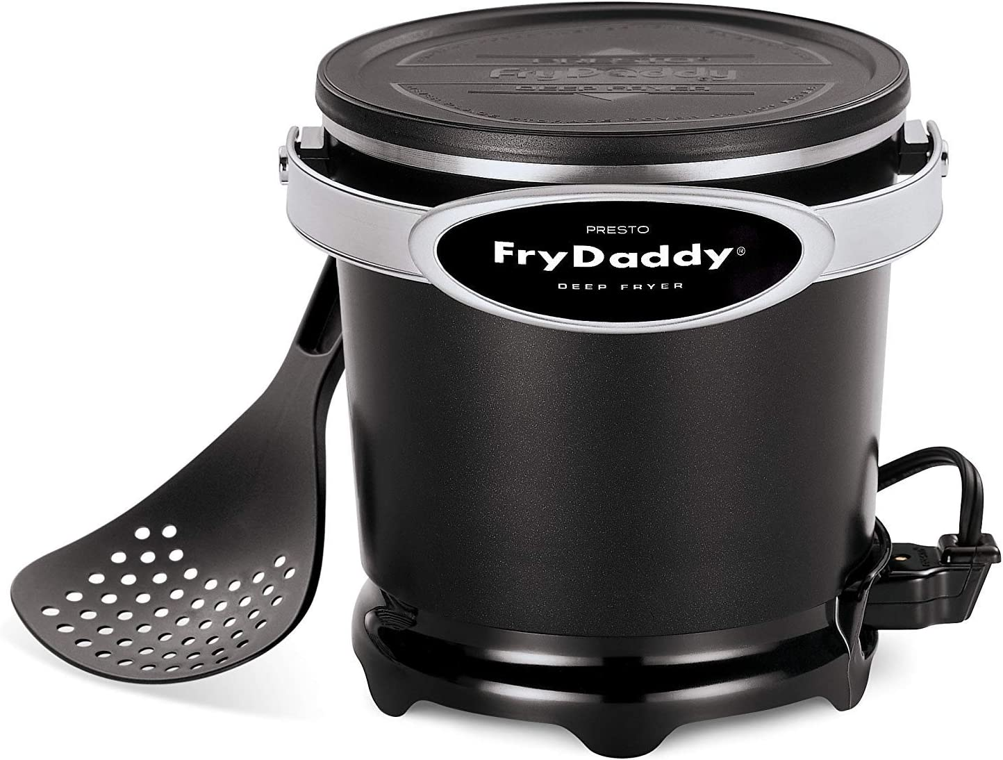 Presto All stores are sold Fry Daddy 4-Cup Surprise price Electric Fryer Deep