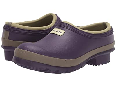 Hunter Garden Clog (Dark Iris) Women