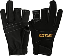 Best goture fishing gloves Reviews
