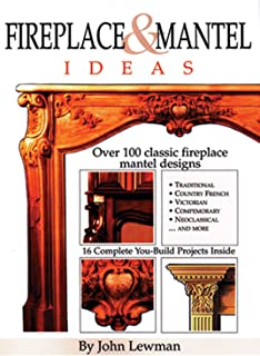 Fireplace & Mantel Ideas: Over 100 Classic Fireplace Mantel Designs