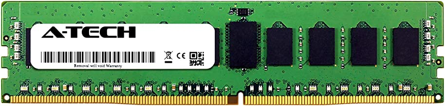 A-Tech 16GB Module for Dell PowerEdge R730 - DDR4 PC4-21300 2666Mhz ECC Registered RDIMM 1Rx4 - Server Specific Memory Ram (AT316643SRV-X1R11)