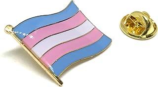 Gay & Lesbian Pride Rainbow LGBT LGBTQ Flag Lapel Pins