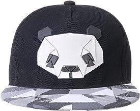 LENGXDR Cap Spring Cartoon Panda Adjustable Baseball Caps Snapback Hats For Youth Men Women Fashion Animal Cap Hip Hop Sun Bone Hat