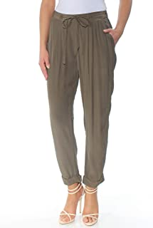 Womens Crepe Pants
